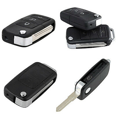 Mini Spy Car Key Chain DV Motion Detection Camera Hidden Cam Camcorder Vendible