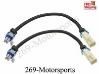 2- Ls1 Ls2 04-06 Gto Cts-v 12 O2 Oxygen Sensor Header Extension Wire Harness 02