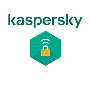 Kaspersky VPN Secure Connection 5 Geräte 1 Jahr