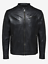 RRP-270-00-SELECTED-HOMME-LAMB-LEATHER-JACKET-BLACK-SIZE-M thumbnail 6