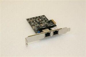 Siig-CN-GP2011-S1-Dual-Port-10-100-1000-Gigabit-PCI-e-Network-Ethernet-Card