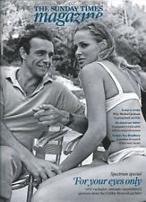 JAMES BOND SEAN CONNERY URSULA ANDRESS 30pages  BROCCOLI archive BROSNAN