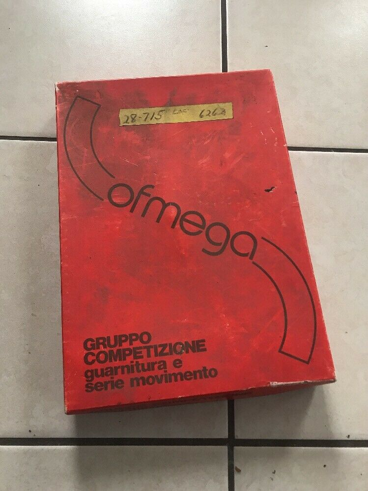 NOS Ofmega 5 bolts holes outer chainring, 52 teeths  with  no.1 online