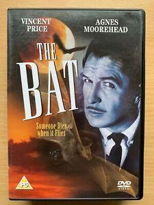 El-Murcielago-DVD-1959-Pelicula-de-Terror-Clasico-con-Vincent-Price