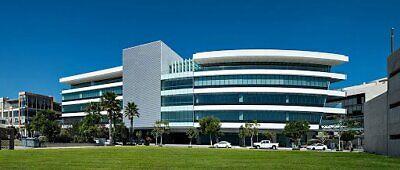 Renta oficina amueblada con terraza Corporativo Angelopolis Lomas de Angelopolis