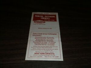 OCTOBER-1966-NEW-YORK-CENTRAL-NYC-PAWLING-PATTERSON-TOWNER-039-S-PUBLIC-TIMETABLE