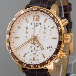 Herren-Armbanduhr-Tissot-Quarz