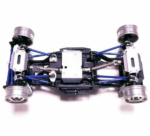 R//C Aluminum suspension rod for TAMIYA CC-02 Mercedes-Benz G500 rc car Model