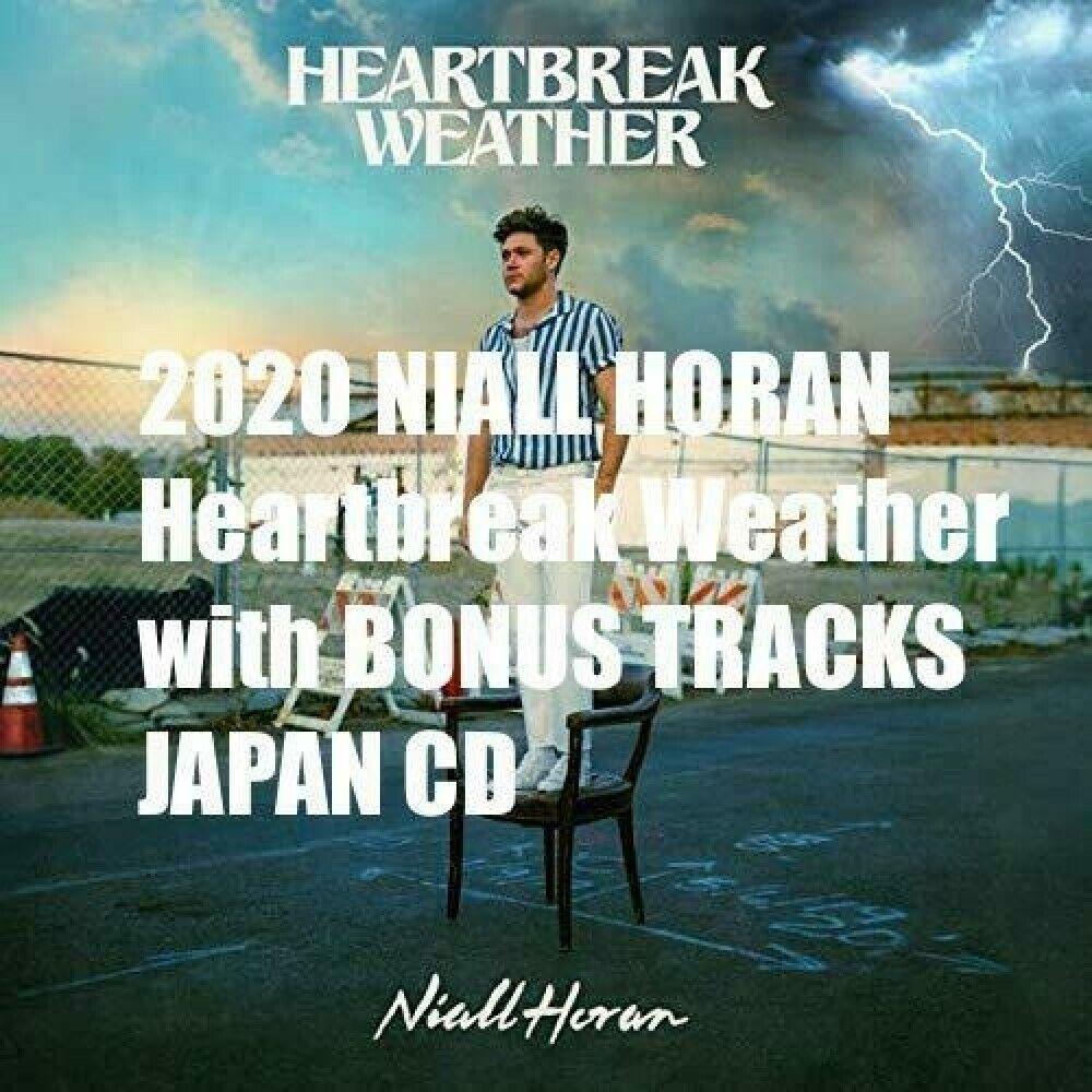 2020 Niall Horan Heartbreak Weather With Bonus Tracks Japan Digi Sleeve Cd For Sale Online Ebay