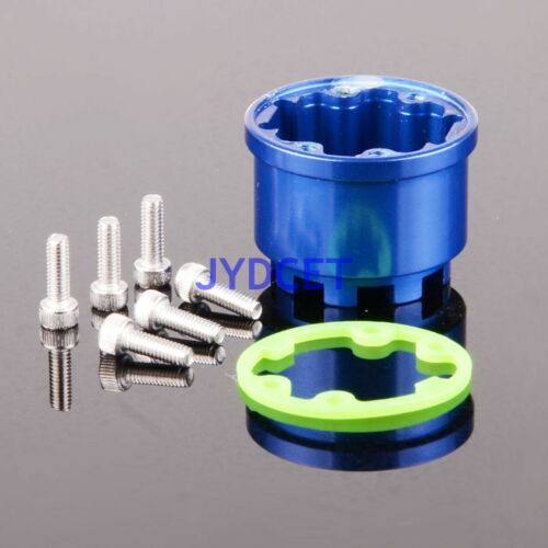 SUM011 Aluminum Differential Diff Case For RC 1//10 Model Traxxas Summit Slayer