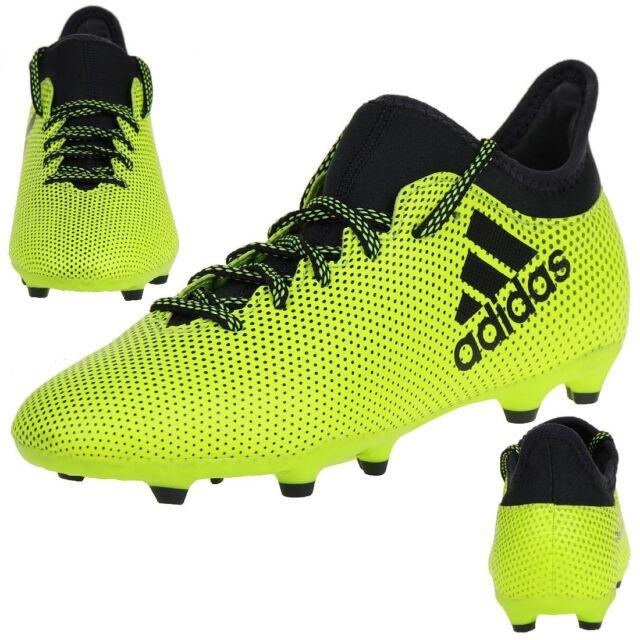 buy online 5c68c ab496 Adidas X 17.3 Fg J Unisex Niños Zapato de Fútbol Fútbol Niños S82369