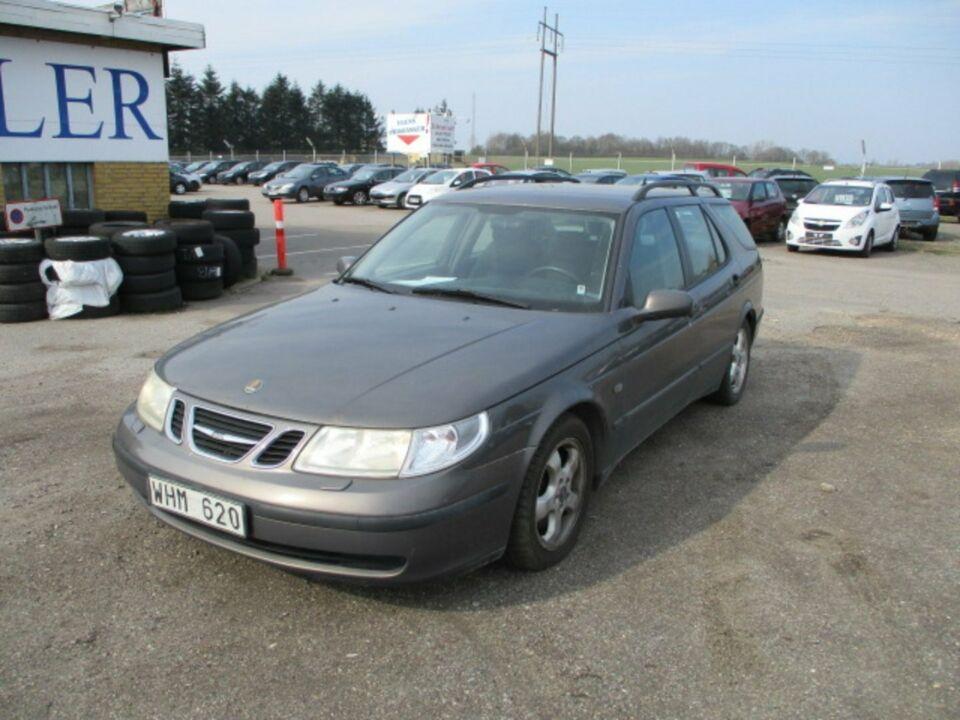 Saab 9-5 2,3 t Linear SportCombi Benzin modelår 2004 km