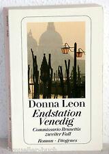 Donna Leon - ENDSTATION VENEDIG