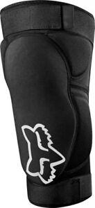 Fox Launch D3O Knee Pads Black 2020 - Mountain Bike Leg Protection MTB Cycling