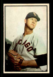 1953-Bowman-Color-88-Joe-Dobson-EXMT-X1636605