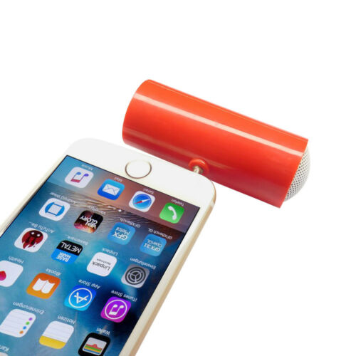 3.5mm Music Player Standard Stereo Speaker For iPod iPhone6 Plus Note4 Cellphone