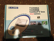 Gadmei Combo TV Box VGA Series - OVP