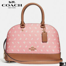 ba5809102d10 item 2 🌼Spring🌸 NWT Coach F29804 Mini Sierra Satchel bag Butterfly Blush  Chalk  295 -🌼Spring🌸 NWT Coach F29804 Mini Sierra Satchel bag Butterfly  Blush ...