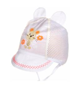 100/% Cotton girls sun hat bonnet Summer TIE UP Baby CAP 0-24 months 2-3 Years