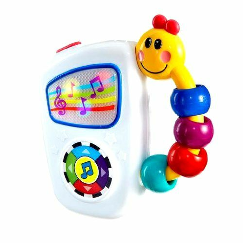 New Baby Einstein Take Along Tunes Baby Toddler Music /& Sound Toy Free Shipping