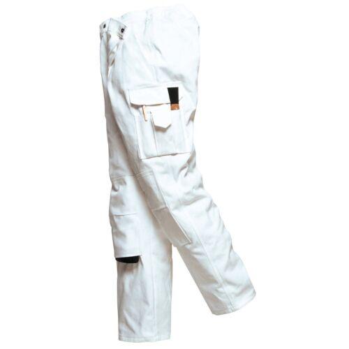 cotone di in qualità bianco Pantalone ottima PqZv5x50