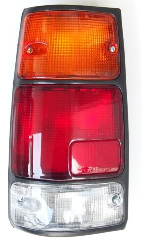 ISUZU PICK-UP KB42 1995 Rear Tail Signal Lights Lamp 1Set LEFT RIGHT Black