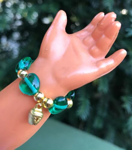Petit collin Bracelet Poupée Marie Françoise Modes et Travaux Celluloïd