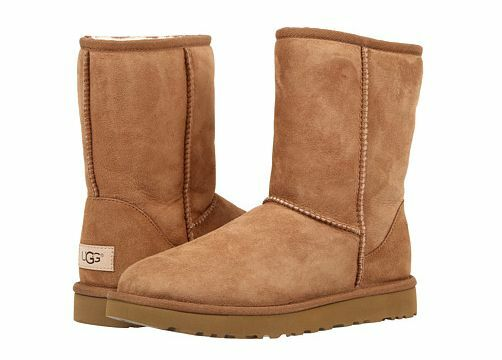 UGG Classic Short II Chestnut Boot Women's sizes 5-11/36-42 NEW