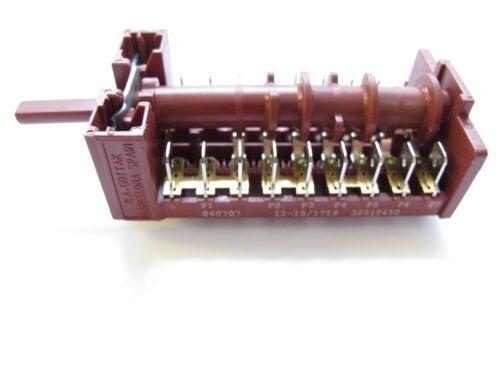 Backofenschalter Herd Backofen Schalter SCHOEPF EHS5F 10693541 5400617448