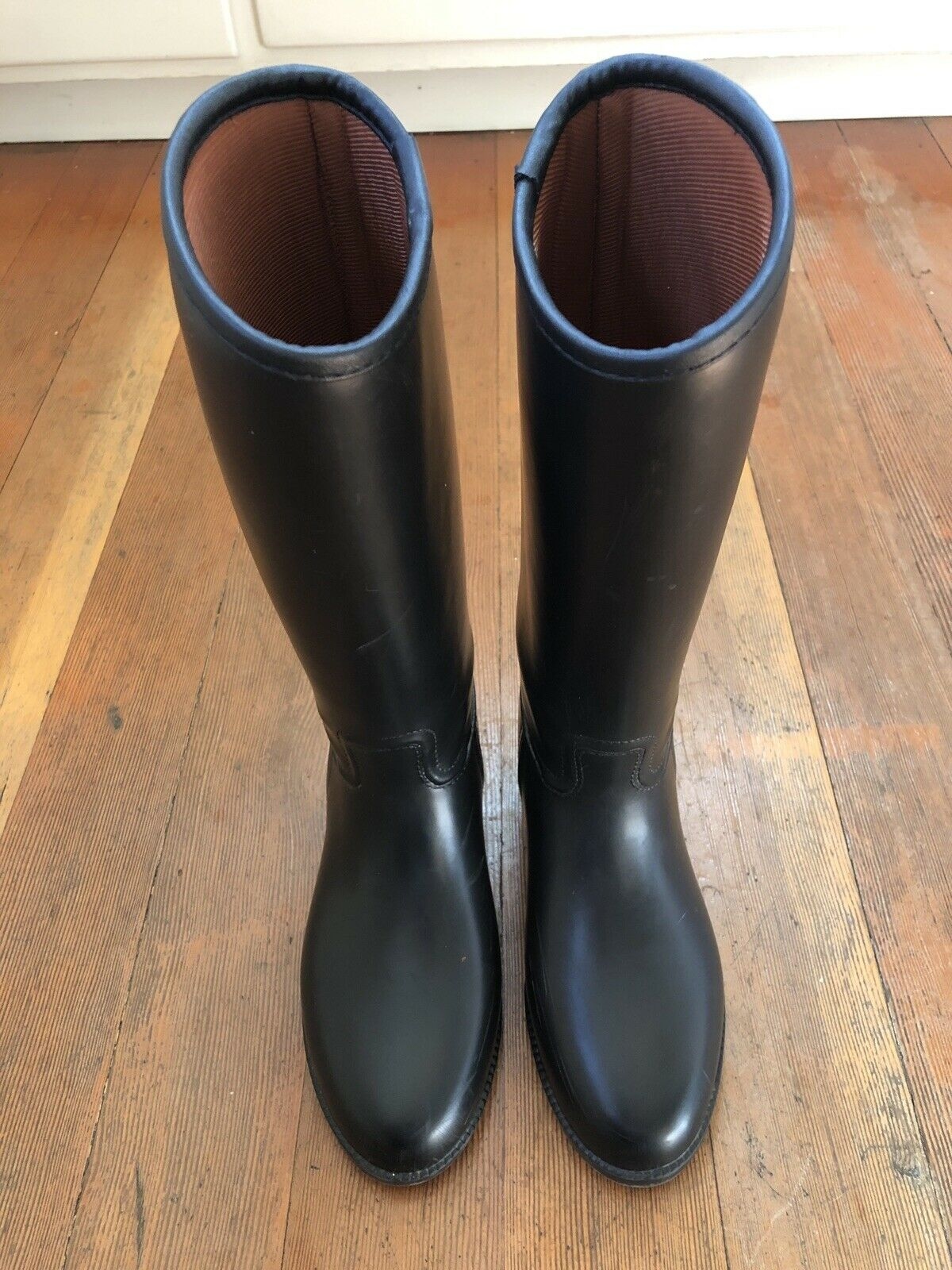 Kid's Riding Boots By Daslo Europe Brand Size 32 US 13 1 2