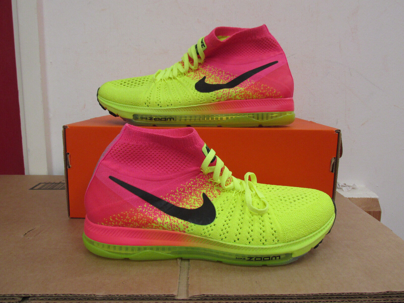 Nike Zoom All Out Flyknit OC  Femme  845717 999 fonctionnement trainers CLEARANCE