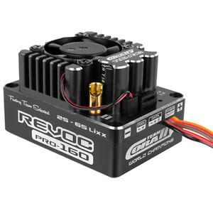 Corally-C-53004-1-Revoc-PRO-Blk-2-6S-BL-ESC-1-8-Snsred-amp-Sensorless-Motors-160A