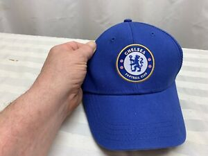 Chelsea FC Unisex Official Football Crest Baseball Cap