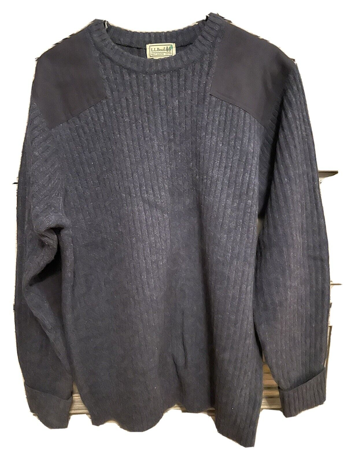Mens LL Bean Sweater - image 1