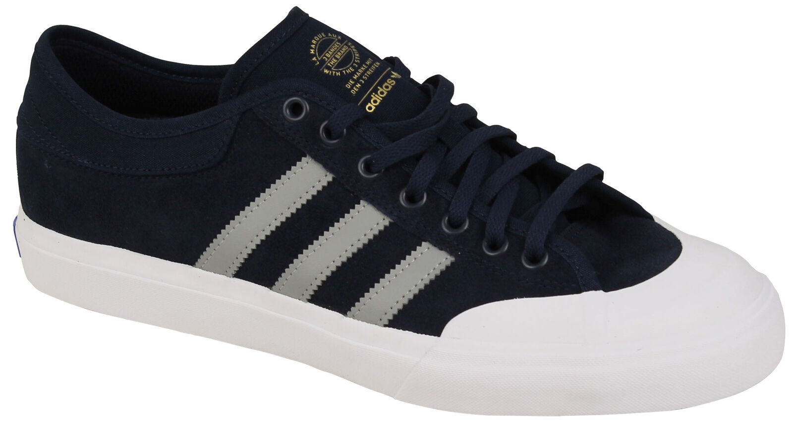 Adidas Matchcourt shoes - Collegiate Navy   MGH Solid   Gum - New