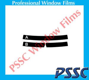 PSSC Pre Cut Sun Strip Car Window Films for Seat Ibiza 3 Door 2008-Current 70/% Very Light Tint