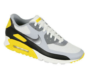 Details about NIKE Air Max 90 Hyperfuse LAF sz 13 Livestrong Edition White Yellow Silver HYP