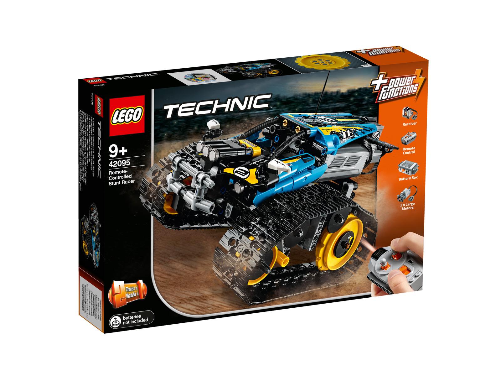 Lego Technic Ferngesteuerter Stunt-Racer (42095) Neu