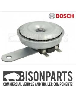 * convient Renault Master Bosch Acier Air Horn 12 V BP97-040 Bosch 1998-2010