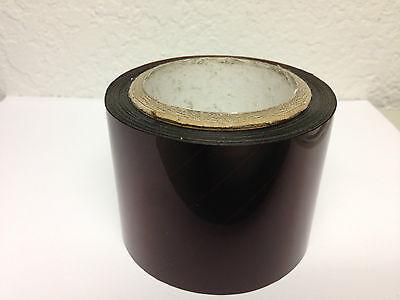 Fabricación Kapton película Altavoz reparación Bobina Hi Temp 0,13 mm x 63,5 mm x 15.2 Mtrs