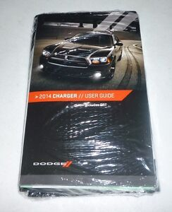 Dodge charger rt maintenance schedule user manuals image is loading 2014 dodge charger user guide owners manual set 2014 dodge charger user fandeluxe Image collections