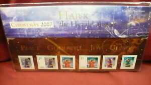 Christmas-2007-British-presentation-pack-Hark-the-Herald-Angels-Sing-P557