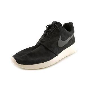 fceb7ae2ae84 Nike Roshe One Casual Men US 10.5 Black Running Shoe UK 9.5 NWOB ...