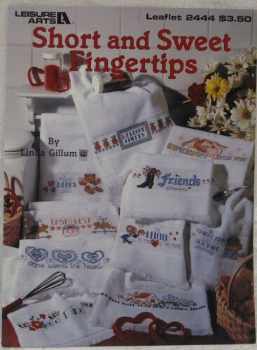 Leaflets and Booklets ~YOU PICK~ #6 LEISURE ARTS Cross Stitch Patterns