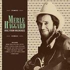Merle Haggard Okie From Muskogee CD - Mama Tried Ida Red & More