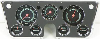 OER Gauge Cluster Set 5,000 RPM Tach/Vacuum Gauge 1969 ...