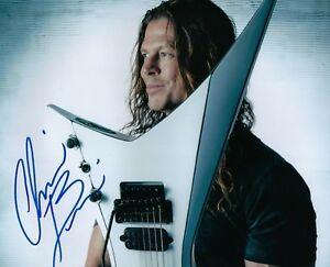 GFA-Megadeth-Guitarist-CHRIS-BRODERICK-Signed-Autographed-8x10-Photo-C4-COA