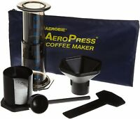 Aerobie Aeropress Coffee Maker With Tote Bag, New, Free Shipping
