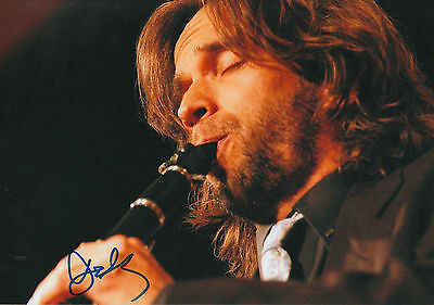 Classical, Opera & Ballet Contemplative Dimitri Ashkenazy Signed 8x12 Inch Photo Autograph Non-Ironing Autographs-original