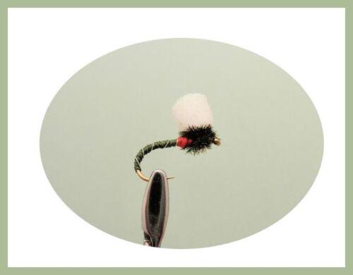 Shipman Suspender /& Epoxy Buzzers Buzzer Trout Flies 18 Pack Mixed Size